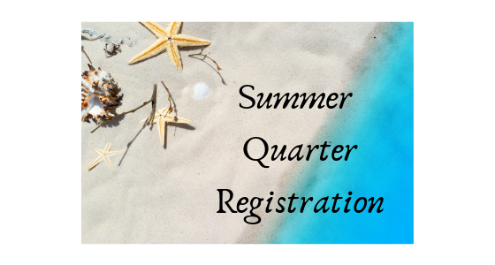 Summer 2020 Registration Information