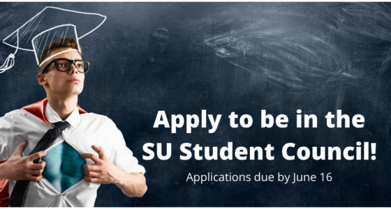 Apply for Student Council