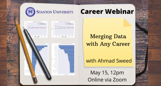 Career Webinar: Data Science
