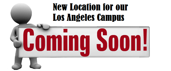 New Location for L.A. Campus